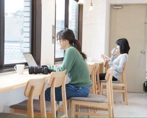 金沢駅徒歩3分、日本人にも泊まりやすいシンプルなゲストハウスです。